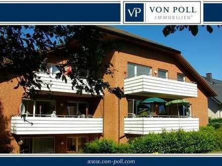 Schicke 2-Zimmer-Wohnung am Stadtrand von Osnabrück