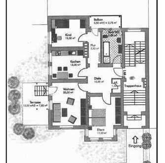 Liebevoll renovierte 3-Zimmer-Altbau-Wohnung im Glauchaviertel