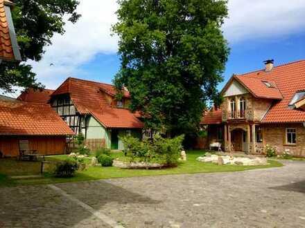Exklusives Fachwerkhaus im Herzen von Großburgwedel