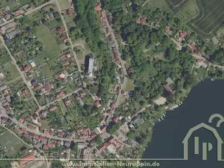 Erschlossener Baugrund für ca. 3 Wohnhäuser in Flecken Zechlin (B-Plan vorhanden) zu verkaufen!