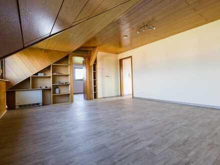 Gepflegte 2,5-Zimmer-DG-Wohnung zur Miete in Bottrop-Kirchhellen, frei ab 16.06.