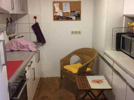 Gepflegte 3-Raum-Wohnung mit Balkon und Einbauküche in Karlsruhe