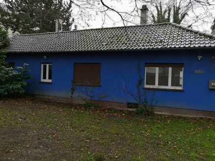 4ZKBBungalow KA-City in ruhiger Grünanlage, Gaszentralheizung, 87qm, 850 €+NK
