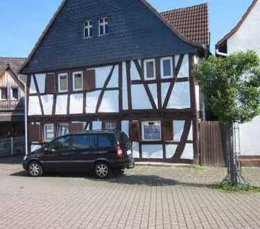 Fachwerkhaus mit Hof und Garten im alten Ortskern von Florstadt!