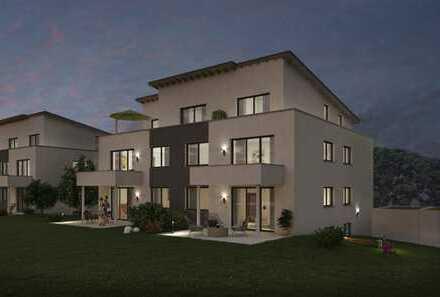 Rohbaubesichtigung nach Absprache: Hochwertige 3,5 Zimmer EG Neubauwohnung in Kirchardt