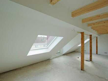 Exklusives Wohnen mit großer Dachgaube an der Oder-Neiße 7! (KfW Förderung möglich)