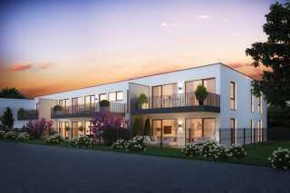 Neubau Wohnen nähe Uni-Klinikum WE 10