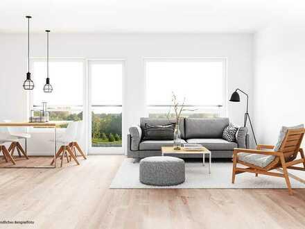 Hochwertige 4-Zimmer-Penthouse-Wohnung mit dem Blick ins Grüne