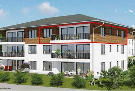 Traum- Neubauwohnung mit unverbaubarem Bergblick in Haldenwang