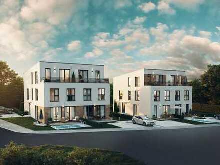 Nur noch 2 Häuser: Neubau Doppelhaushälfte in 1A Lage von Mühltal - Traisa I Provisionsfrei