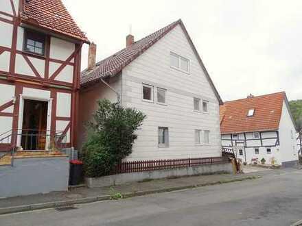 Freistehendes Ein- bis Zweifamilienhaus in Hann. Münden-Bonaforth