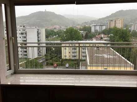 Wohnen an der Bergstraße im Penthouse - mit tollem Ausblick!