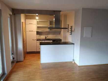 Zentrale Lage - 2-Zimmer-Wohnung mit großem Balkon und Einbauküche in HD-Neuenheim
