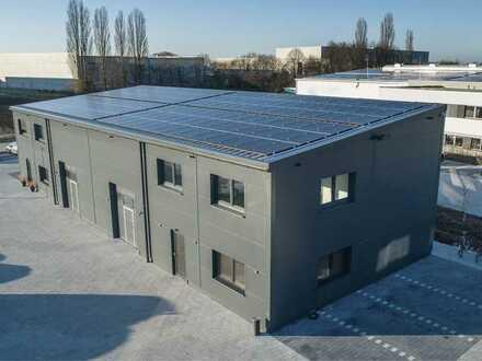 +++ Erstklassige Büro- und Werkstattfläche in innovativem Gewerbepark! +++