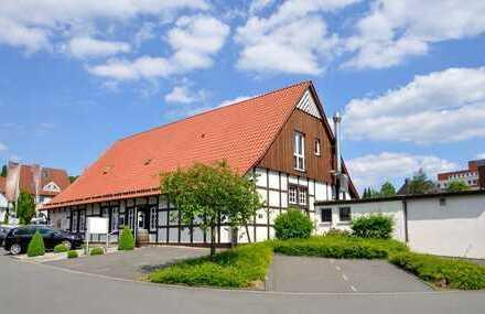 Restaurant im stilechten Fachwerkhaus 2008 saniert - Bielefeld Brackwede