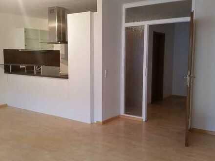Sehr helle und gepflegte 1,5-Zimmer-Wohnung mit EBK in Freiburg-Mitte, perfekt für 1 Person