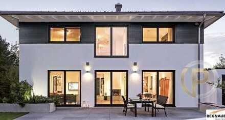 Großzügiges Grundstück im Grünen mit attraktiven Einfamilienhaus im Remstal zu verkaufen.