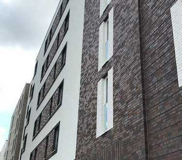 Erstbezug mit EBK und Terrasse: wunderschöne 3-Zimmer-Wohnung mit 3,2m Deckenhöhe - ohne Courtage!