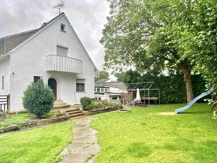 Gemütliches Eigenheim mit Garten und Doppelgarage