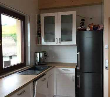 Lichtdurchflutete 2-Zimmer-Wohnung mit Balkon und EBK in Sasbach-Obersasbach