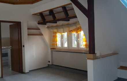 Romantische Wohnung im Dachgeschoß
