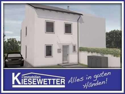 Moderne Doppelhaushälfte in der Karl-Marx-Siedlung