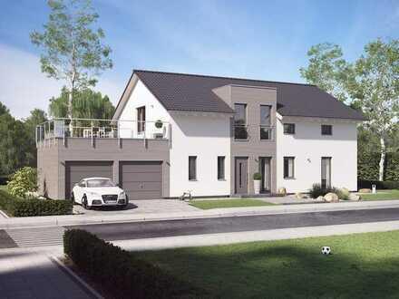 Jetzt 64000€ an Förderungen für Ihr Projekt sichern! Neubau KFW 40 + Zweifamilienhaus in Bevenrode
