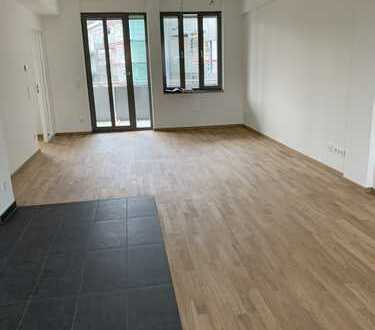 Erstbezug nach Sanierung mit perfekter Lage; stilvolle 2,5-Zimmer-Wohnung in Nürnberg