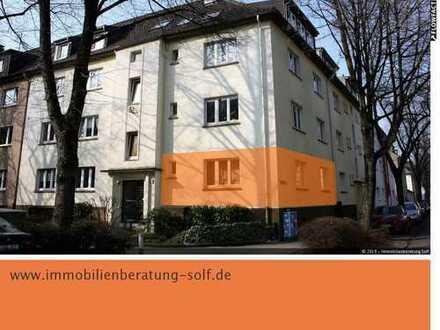2-Raum mit Terrasse - Zentral in Holsterhausen