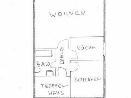 Schöne, geräumige zwei Zimmer Wohnung in Rhein-Erft-Kreis, Erftstadt in ruhiger Lage