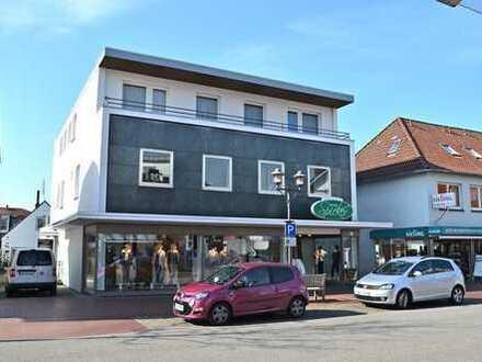 Ruhig gelegene Büroräume im 1.Obergeschoss direkt an der Flaniermeile im Zentrum von Bad Zwischenahn