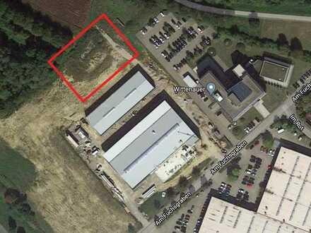 Freifläche mit ca. 4.000qm zu vermieten (Überdachungen/Halle nach Abspr. möglich)