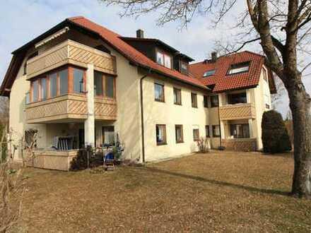 Lichtdurchflutete 4-Zimmer-Garten-Wohnung in Illertissen - Perfekt für die Familie!