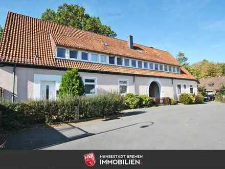 Woltmershausen / Kapitalanlage: Helle 4-Zimmer-Maisonettewohnung mit Dachterrasse