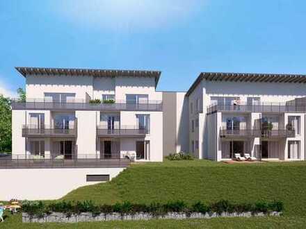 ETW 8 * Kfw 55 - Neubauwohnung, 2-Zimmer-Appartement mit Balkon + 18.000 € Zuschuss vom Staat