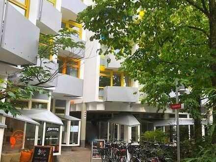 Maxvorstadt: Vermietetes Apartment im beliebten Universitätsviertel
