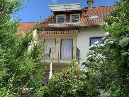 Ansprechende, gepflegte 2-Zimmer-DG-Wohnung in Wiesloch