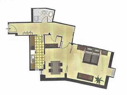 2-Zimmer-Wohnung - courtagefrei! Bergedorfer Zentrum - direkt zwischen Schloss, Hafen & S-Bahnhof