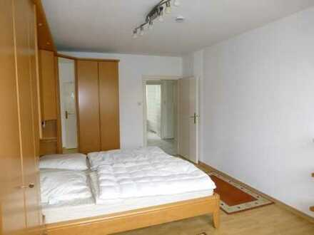 Exklusive 2-Zimmer-Wohnung mit Balkon und Einbauküche in Frankfurt am Main