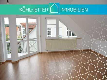 Frisch renovierte 1 Zi.-Whg. mit sonnigem Balkon in Balingen-Weilstetten!