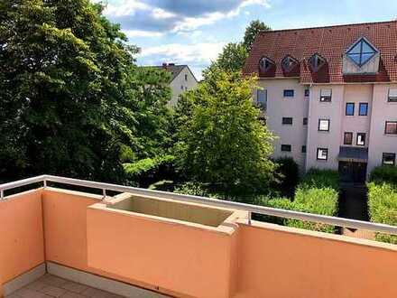 Fairmieten – Bad Bergzabern: Charmante 2-Zimmer-Wohnung mit Balkon ruhig gelegen