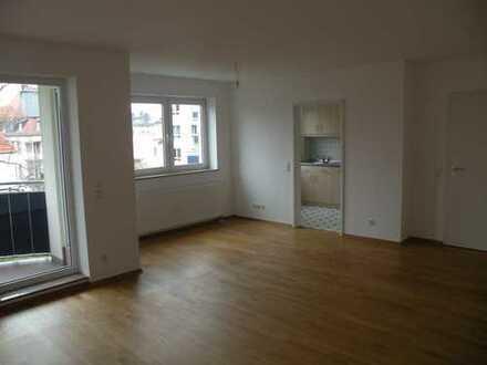 Helle 2-Zimmer-Wohnung in Bad Nauheim, sehr gute Lage, 2 Balkone