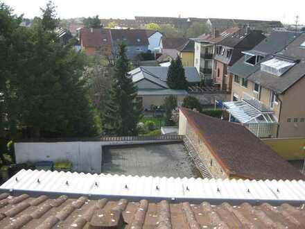 Single DG Wohnung über den Dächern von Wallstadt