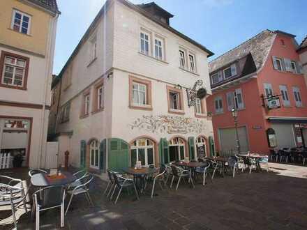 Historisches Gasthaus im Zentrum von Hirschhorn