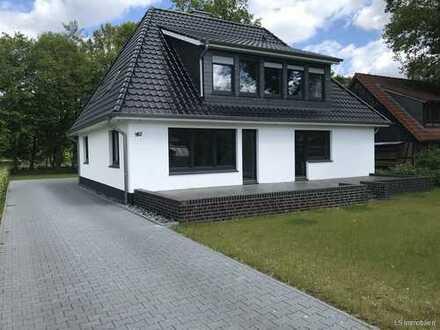 Kernsaniertes Einfamilienhaus in Wardenburg, am Küstenkanal