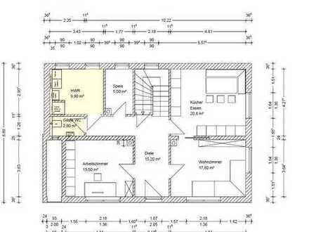 Großzügig angelegtes Einfamilienhaus in zentraler Lage