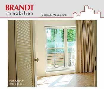 Sehr moderne Wohnung mit Balkon im schönen Uhlenhorst... - Vermietung nur an Einzelperson...