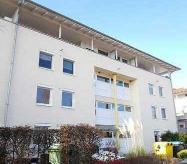 2 Raumwohnung mit großem Balkon und EBK und Galerie
