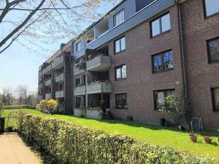 Helle und ruhige 3 Zimmerwohnung, im Zentrum von Hamburg-Bergedorf