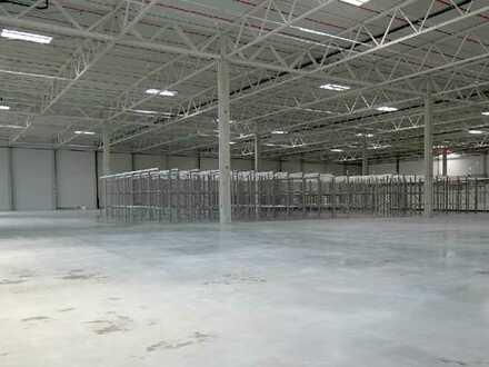 ca. 4.500 m² hochwertige Produktionshalle, teilbar, nördlich von Ingolstadt